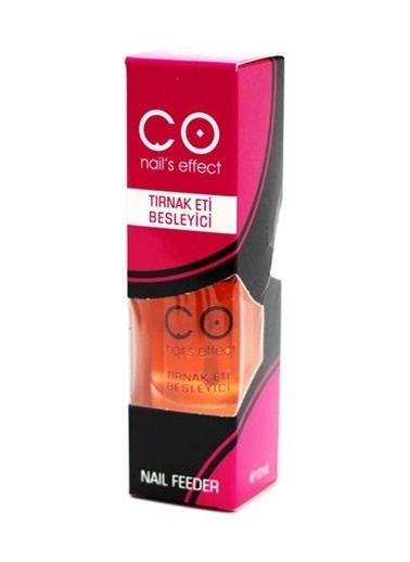 Co Nail's Effect Co Nail'S Effect Tırnak Eti Besleyicisi 12 Ml Renksiz